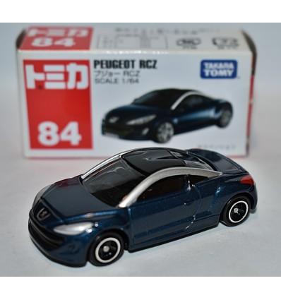 Tomica (No. 84) Peugeot RCZ