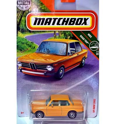 Matchbox - 1969 BMW 2002