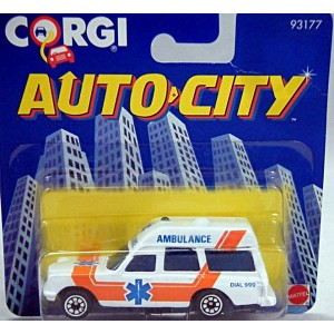 Corgi Juniors - Mercedes-Benz Ambulance