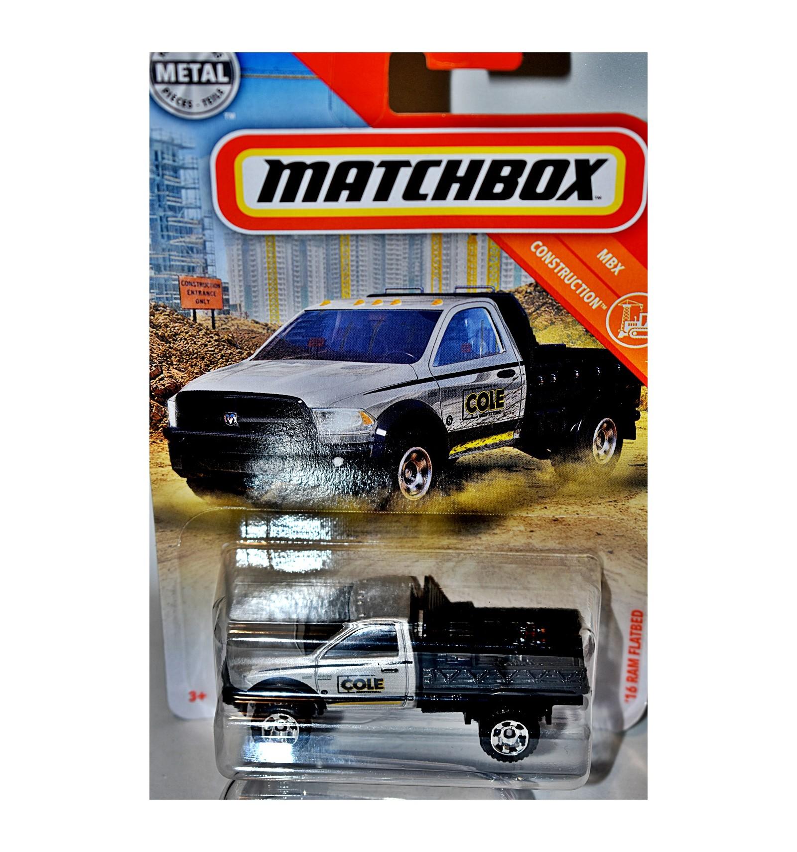 Matchbox - 2016 Dodge RAM Flatbed - Global Diecast Direct