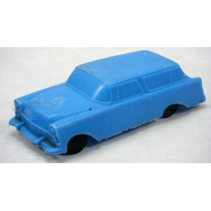 Processed Plastic - Tim Mee Toys - 1956 Chevrolet Nomad Station Wagon