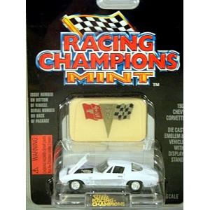 Racing Champions Mint Series - 1963 Chevrolet Corvette Split Window Coupe