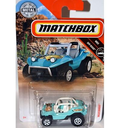 Matchbox Meyers Manx Baja Bandit Dune Buggy 4x4