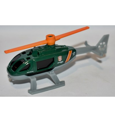 Matchbox Forest Service Helicopter