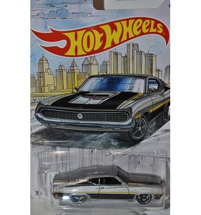 Hot Wheels 1970 Ford Torino