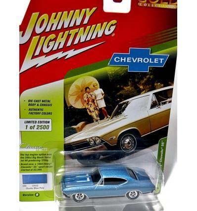 Johnny Lightning Classic Gold - 1968 Chevrolet Chevelle SS
