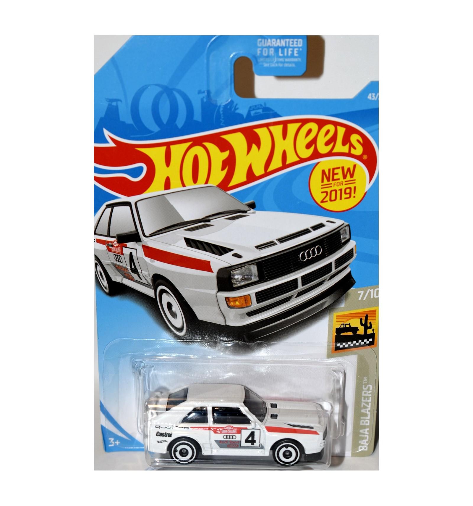 Hot Wheels 2019 New Models