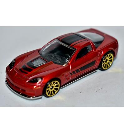 Hot Wheels - Chevrolet Corvette C6 ZR1 Coupe
