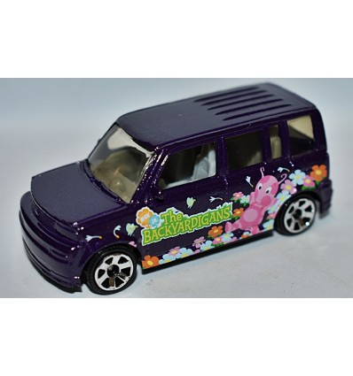 Matchbox: Scion Xb Nickelodeon Backyardigans