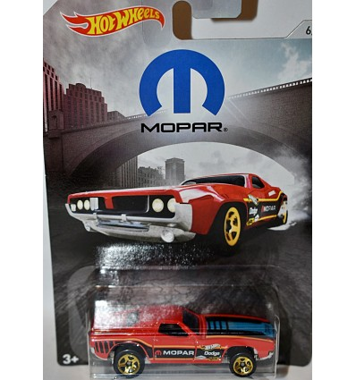 "Hot Wheels - MOPAR Series - Dodge ""Dixie"" Challenger"