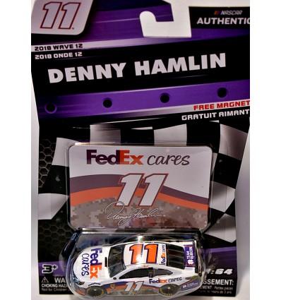 Lionel NASCAR Authentics - Denny Hamlin FEDEX Cares Toyota Camry