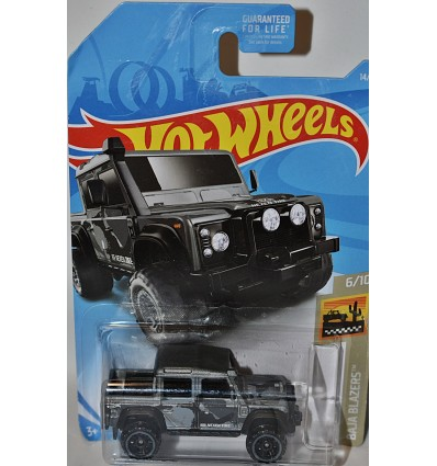 Hot Wheels - Land Rover Defender Double Cab