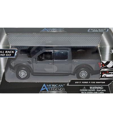 Motor Max American Legends Series -Ford F-150 Raptor Pickup Truck