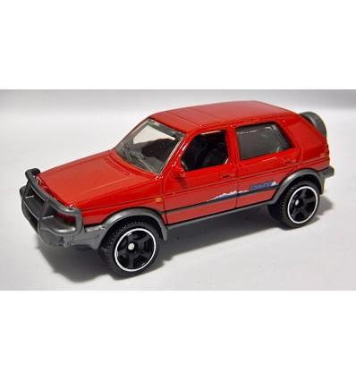 Matchbox - Volkswagen Golf Country 4X4