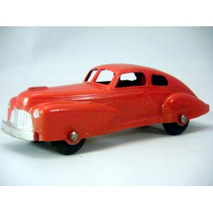 Tootsietoy Chevy Fastback Coupe (1947)