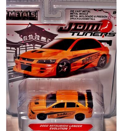 JADA - JDM Tuners - Mitsubishi Lancer Evolution 7