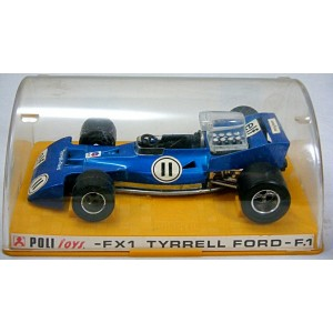 Poli Toys - FX-1 - Tyrrell Ford F1 Race Car