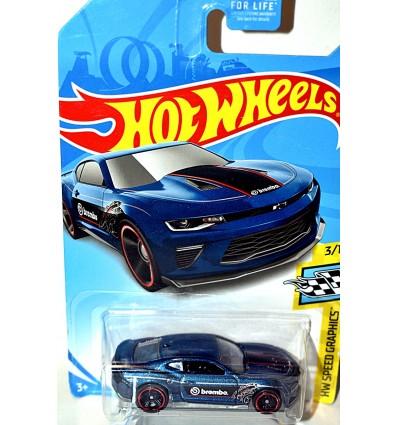 Hot Wheels - Brembo Chevy Camaro SS