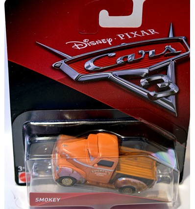 Disney CARS - Smokey - 1947 Hudson Pickup Truck