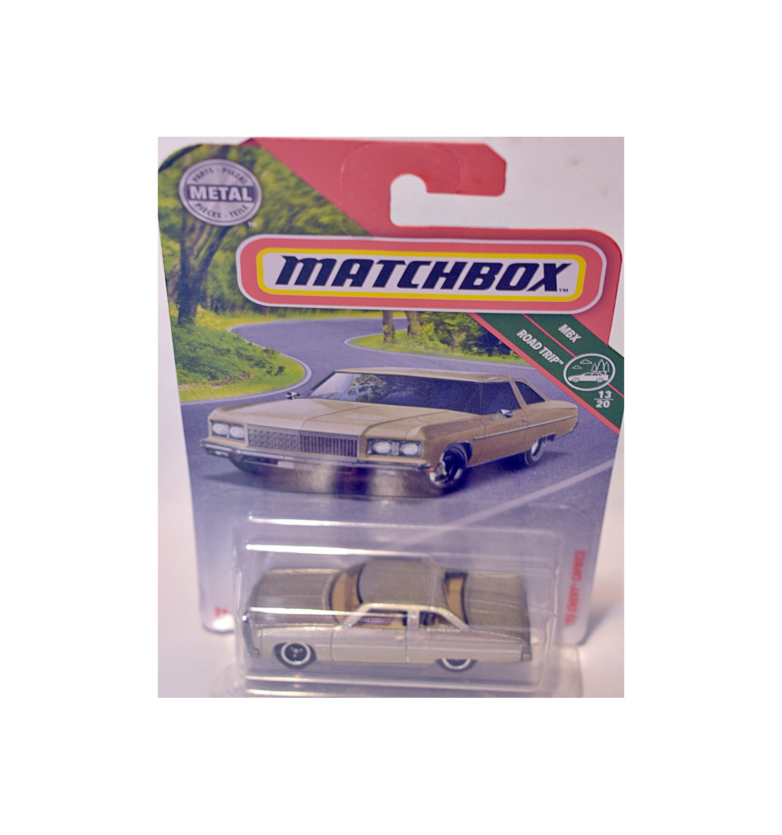 Matchbox - 1975 Chevrolet Caprice Coupe