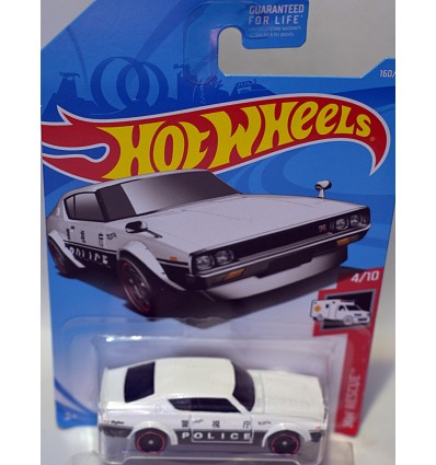 Hot Wheels Nissan Skyline GT-R5 (KDR30)