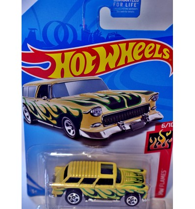 Hot Wheels - 1955 Chevy Nomad