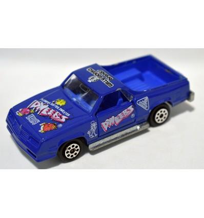 Majorette - Willie Wonka Chevrolet El Camino Pickup Truck