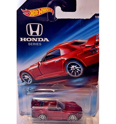 Hot Wheels - Honda Series - Honda S2000