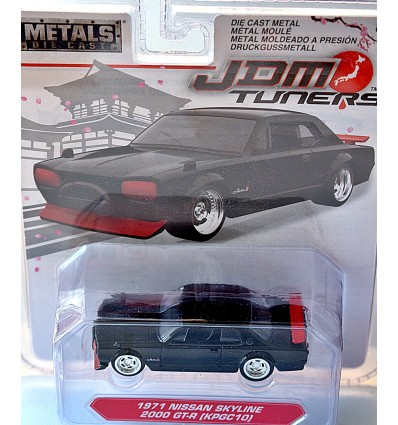 JADA - JDM Tuners - 1971 Nissan Skyline 2000 GT-R (KPGC10)