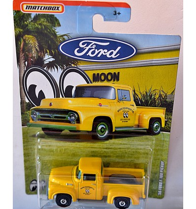 Matchbox MOON Equipped - 1956 Ford Pickup Truck
