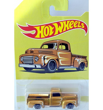 Hot Wheels American Pickup Trucks - 1949 Ford F1 Pickup Truck