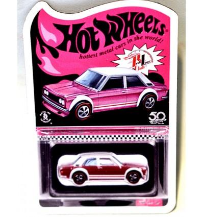 Hot Wheels Magnet- 1971 Datsun B210