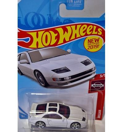 Hot Wheels - Nissan 300ZX Twin Turbo