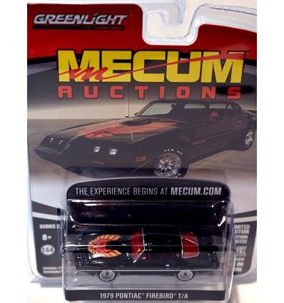Greenlight Mecum Auctions - 1979 Pontiac Firebird T/A