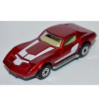 Matchbox - Chevrolet Corvette C3 Coupe