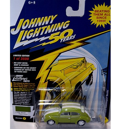 Johnny Lightning - 50 Years - 1966 Volkswagen Beetle