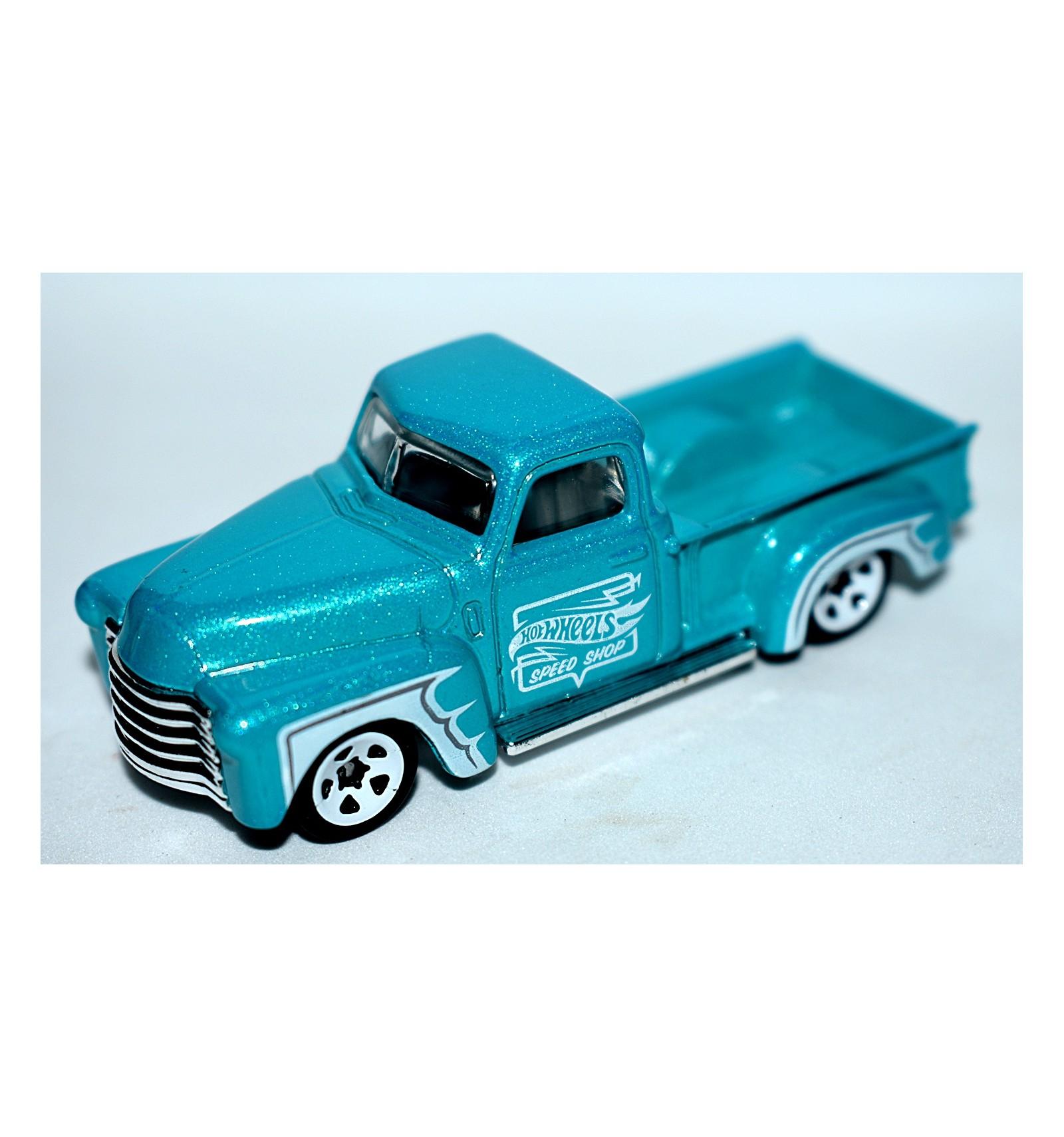 Hot Wheels 1952 Chevrolet 5 Window Pickup Truck Global Diecast Direct