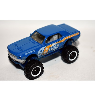 Matchbox Ford Mustang Coupe 4x4