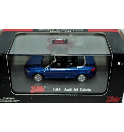 Malibu International 1:64 Scale - Audi A4 Cabriolet