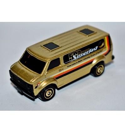 Matchbox - Chevy Van