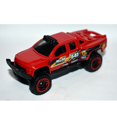 Hot Wheels - Sandblaster Off-Road Trophy Truck