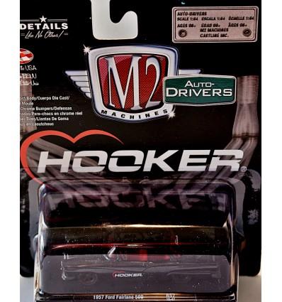 M2 Auto-Thentics Hooker Headers 1957 Ford Fairlane