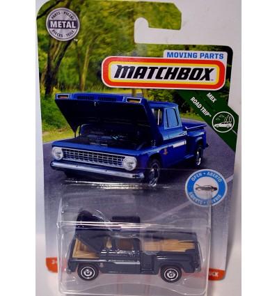 Matchbox - 1963 Chevrolet C10 Pickup Truck