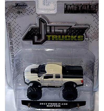 Jada: Just Trucks - 2017 Ford F-150 Raptor