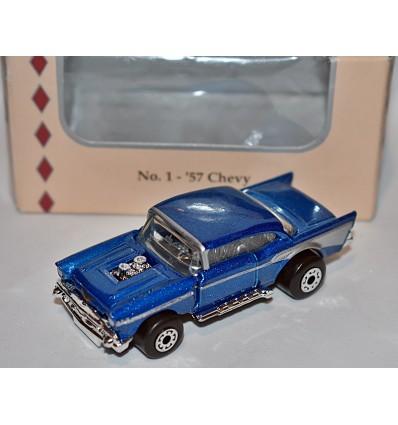 Matchbox Collectors Choice 1957 Chevy Bel Air Hot Rod