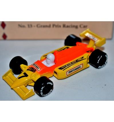 Matchbox Collectors Choice Fastlane Grand Prix Racing Car