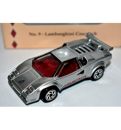 Matchbox Collectors Choice Lamborghini Countach
