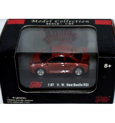 Malibu - VW New Beetle RSI