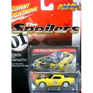 Johnny Lightning Spoilers 1976 Chevrolet Camaro