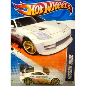 Hot Wheels Nissan 350Z Sports Car